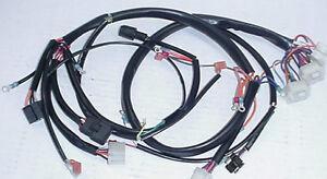 New 1994 FXR Main Wiring Harness Harley Davidson | eBay