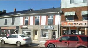 Commercial/retail Napanee downtown