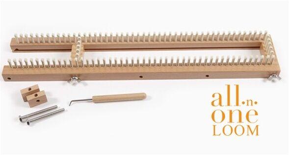 Ручной станок для вязания своими руками
