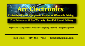 Electronic Repairs. Free Estimates.