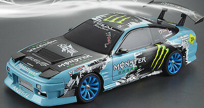 Rc Car Truck Racing Drift Decals Stickers Monster Energy Nissan