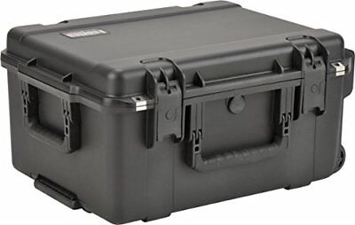 Genuine SKB - iSeries Hard Case for DJI Phantom 3 & 4 Quadcopter Drone - Black