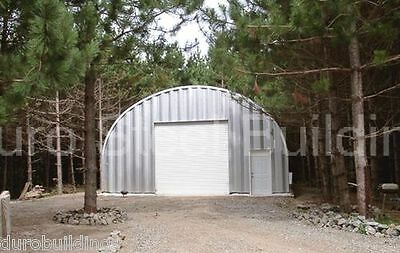 Durospan Steel 20x30x12 Metal Garage Building Kit Workshop Shed Factory Direct