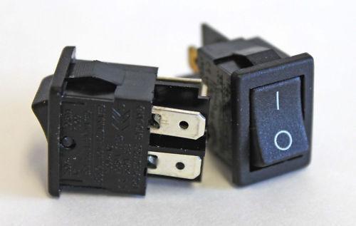 Mini Rocker Switch Ebay
