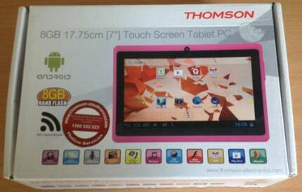 """Thomson 8GB 7"""" Android Tablet Balingup Donnybrook Area Preview"""