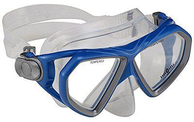 Aqua Lung Pro Series Cardiff Lx Mask  Blue Snorkeling Mask