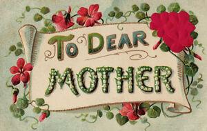Vintage Mother's Day Bazaar