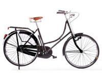 Vintage Dutch style women's Hollander bike from MADE