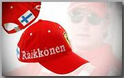 Kimi Raikkonen Cap