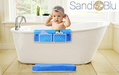 TubTech Bath Elbow Rest for Baby Bath Time, by SandiBlu