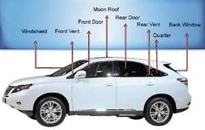 Auto glass cheapet price replacement  quality glass416 505 4454