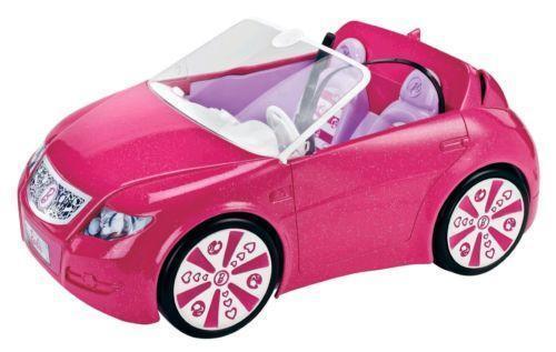 Barbie Electric Car: Barbie Toy Car