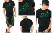 Mens Fox T Shirts L
