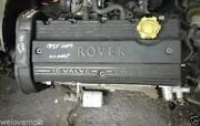 Rover 1.8 Engine