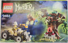 Monster Fighters Monster Fighters LEGO Instruction Manuals