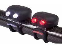 MegaMini Twin LED Silicone Cycle Light Set (S)