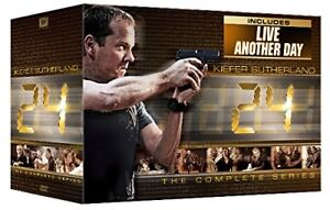 24 hours complete series with Redemption