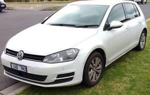 2013 Volkswagen Golf Hatchback Melbourne CBD Melbourne City Preview