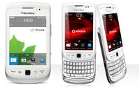 WANT Blackberry Torch 9810 colour white