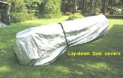 "TeleGizmos #TG6D Telescope Cover for 18-20"" f5 Truss Dobs, Lay-down Style"