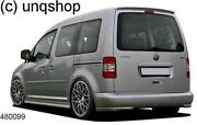 VW Caddy Spoiler
