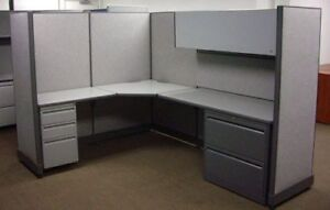 Office Cubicles; Work Stations; Divider Panels