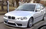 BMW E46 Böser Blick