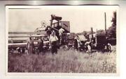 Old Farm Tractors