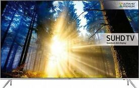 "Samsung 55"" 4K SUHD HDR+ TV KS7000"