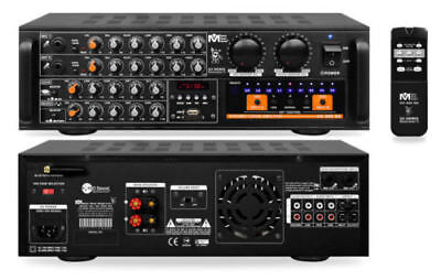 Better Music Builder DX333-G3 700W Pro Karaoke Mixing Amplifier AMP DX-333 (Best Karaoke Amplifier Mixer)