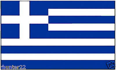 Huge 3' x 5' High Quality Greece Flag - Free USA Shipping