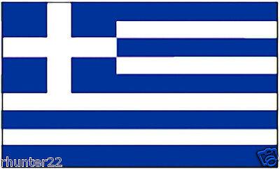 Huge 3' x 5' High Quality Greece Flag - Free USA Shipping