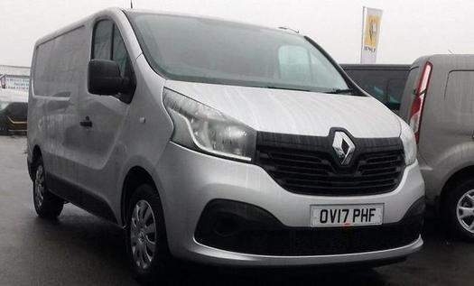 2017 Renault Trafic SL27 ENERGY dCi 125 Business+