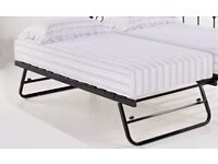 Brand new trundle bed frame (white) with brand new mattress £120 ono