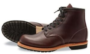 Red Wing Shoes - 9011 Beckman Round - Black Cherry Leather