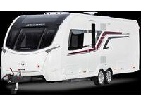 caravan, motorhome or campervan needed.