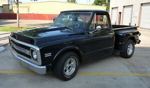 Wanted 1967 Chev C10