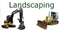 Landscaping, Land clearing and Construction