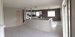 Top floor 2 bedroom with a  yard and parking