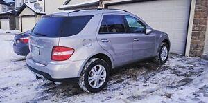 2007 Mercedes ml320cdi awd mint clean