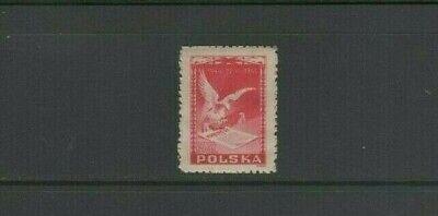 Poland 1945 1st Anniversary of Liberation 3z Red Mint MNH