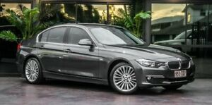 2013 BMW 318d F30 Luxury Line Grey 8 Speed Automatic Sedan Bowen Hills Brisbane North East Preview