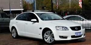 Holden Commodore VE SERIES II OMEGA White Sedan Mount Hawthorn Vincent Area Preview