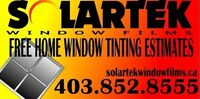 Residential/Commercial window tinting/Privacy tinting
