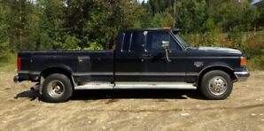 1991 F350 7.3 with Banks Turbo