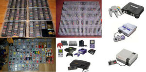 Looking to buy old video games