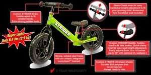 "Strider SPORT Balance Bikes - NEW in Box at ""ATV Edmonton"" Store Edmonton Edmonton Area image 3"