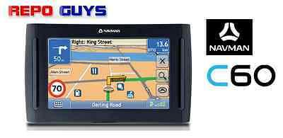 Navman C60 4.3'' GPS  : FAULTY