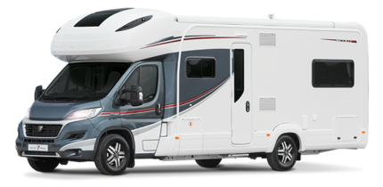 2017 AutoTrail Scout | Seperate Living Area's