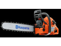"Husqvarna 372XP 24"" Chainsaw"